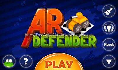 ARDefender 01 Free Games 4 Android: ARDefender v1.5.3