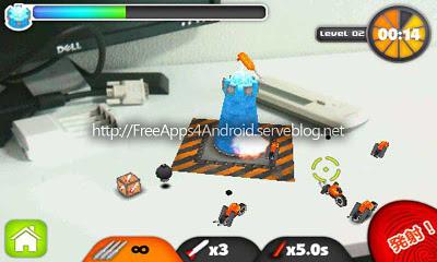 ARDefender 02 Free Games 4 Android: ARDefender v1.5.3