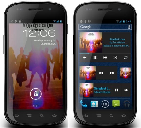 Download CyanogenMod 9 Music App