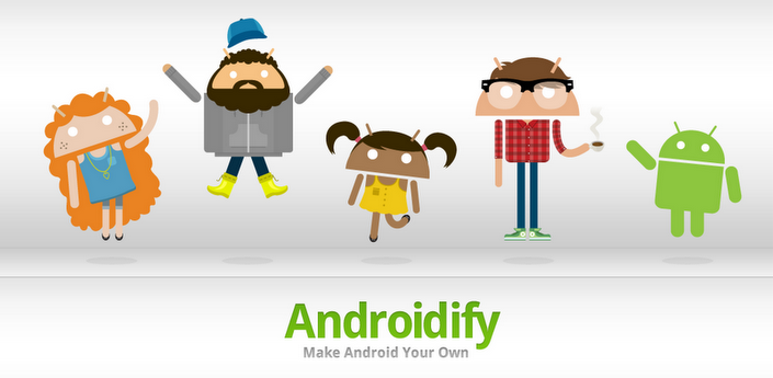 Download Updated Androidify Android App