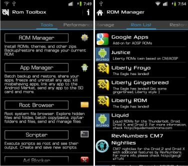 ROM Toolbox Pro 4.1.1 v4.1.1 Apk Download For Android paid full cracked ROM Toolbox Pro 4.4.4 (v4.4.4) Apk Download For Android
