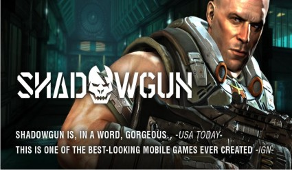 Shadowgun 1.0 APk full cracked paid download for android Shadowgun THD 1.0.1 Mod Apk Download For Android