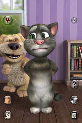 Talking Tom Cat 2 APK Download Free Talking Tom Cat 2 1.2.1 Download Full Cracked APK Android