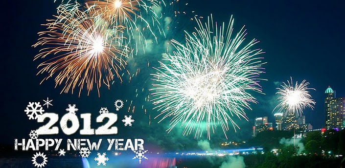 Download New Year 2012 Live Wallpaper